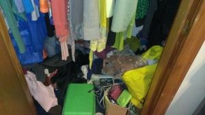 Crazy mess