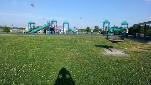 Took cousins to the park in La Vergne