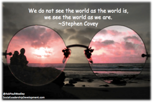 leadership-quotes-stephen-covey-we-see-the-world-as-we-are