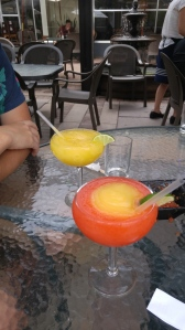 Rio--serving the strongest margaritas EVER